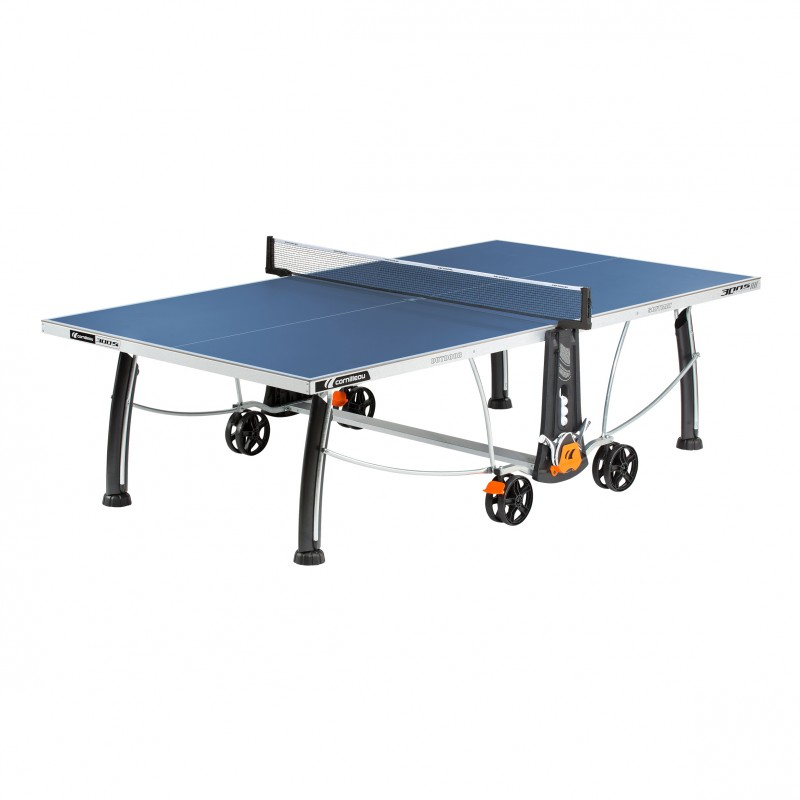 Table de ping pong 300S CROSSOVER - Cornilleau